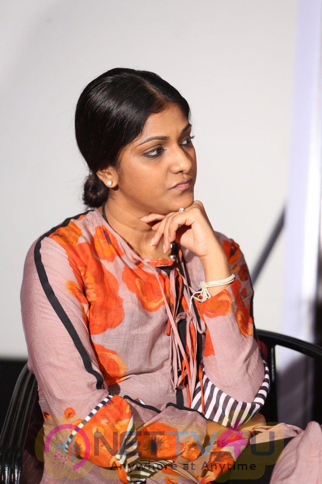 Producer Swapna Dutt Cute Images