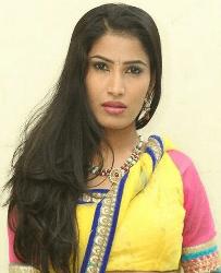 Shruti Hussain Telugu Actress
