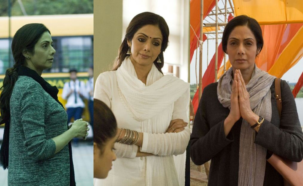 Sridevi Impresses The Audiences With A Slow Paced Screenplay!