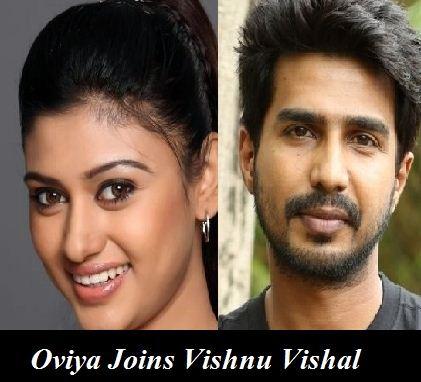 Oviya's First Film After Bigg Boss!