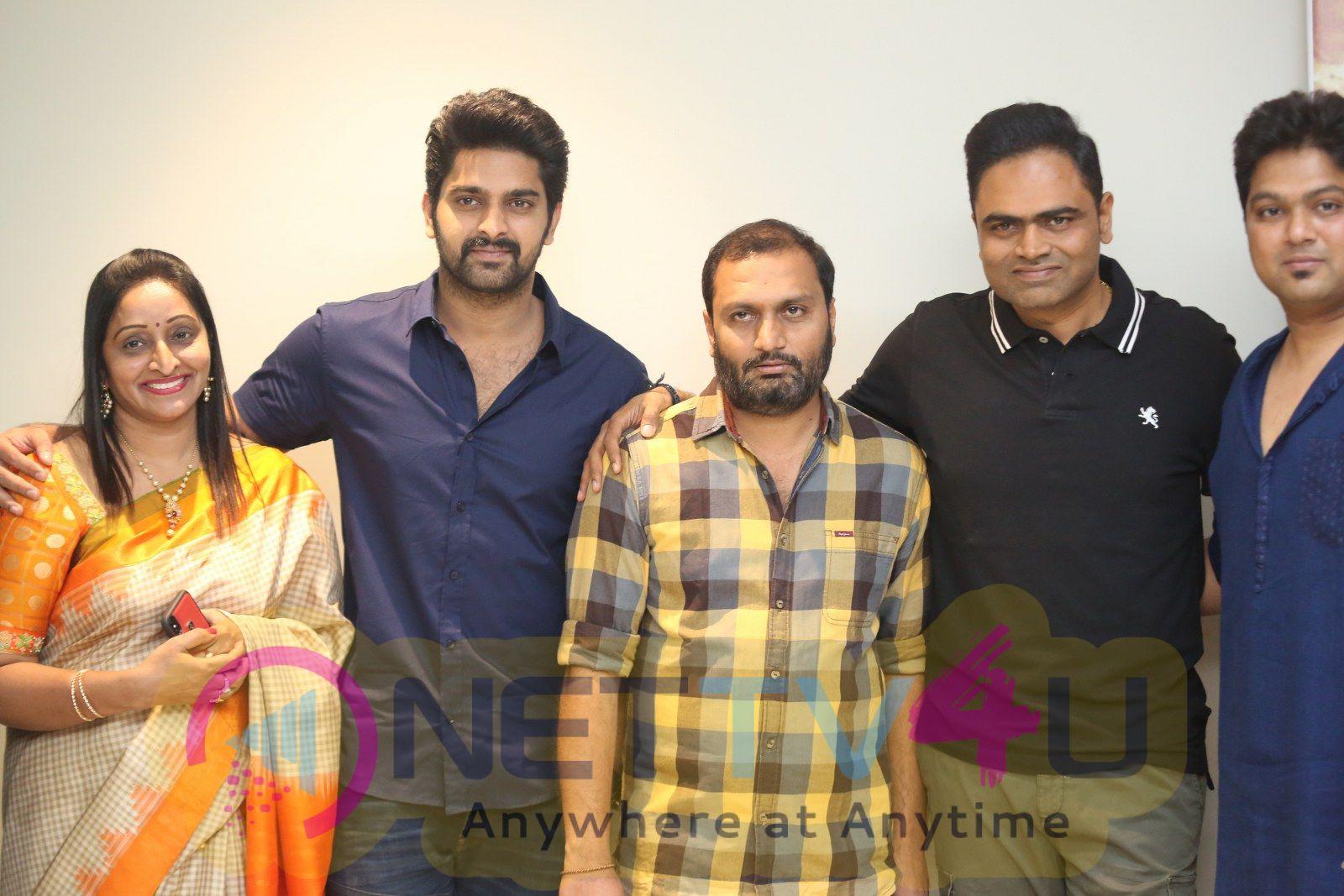 Narthanasala Teaser Launch Photos