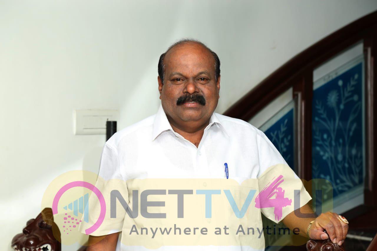 Producer Nilgiris Murugan Good Looking Images