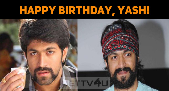 Happy Birthday, Yash!