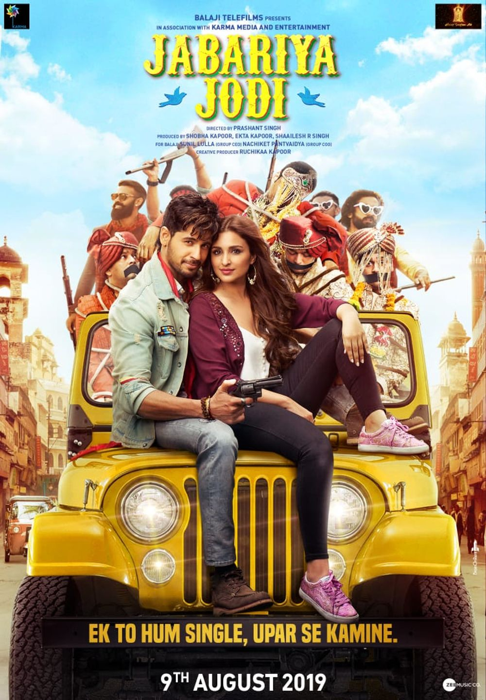 Jabariya Jodi Movie Review Hindi Movie Review