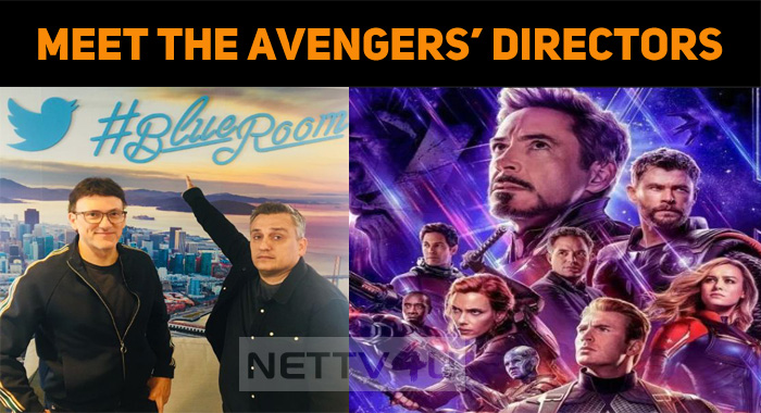 Marvel Directors To Chat With Fans On Twitter!