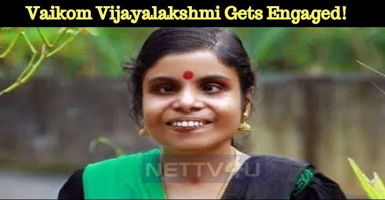 Baahubali Playback Singer Vaikom Vijayalakshmi ..