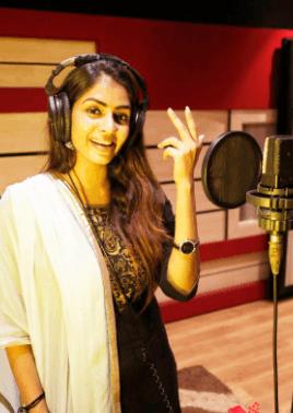 AM Rathnam's Daughter-in-law Turns Singer