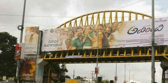 Will Vijay Grab The Box Office In Telugu States?