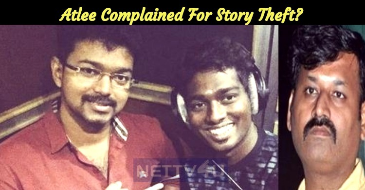 Atlee In A Trouble! Compensation For Story Theft?