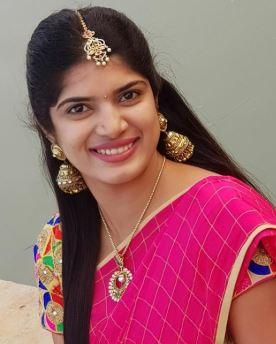 Deepti Nallamothu Telugu Actress