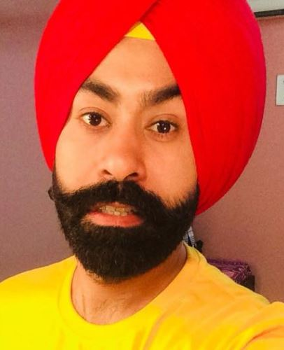 Simerjeet Singh Thind Hindi Actor