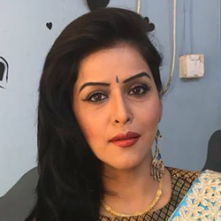 Ginnie Virdi Hindi Actress