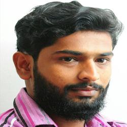 Samarjith Samaru Malayalam Actor