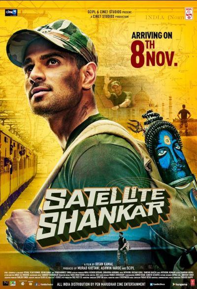 Satellite Shankar Movie Review