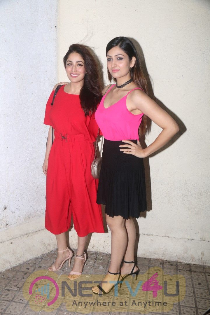 Special Screening Of Film Fukrey Returns With Many Celebs Pics Hindi Gallery