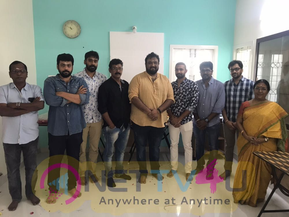Viswasam Movie Office Pooja Still