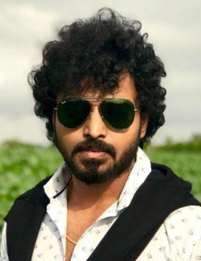 Sathish Ra Kannada Actor