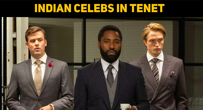An Indian Celebrity In The Hollywood Movie, Ten..