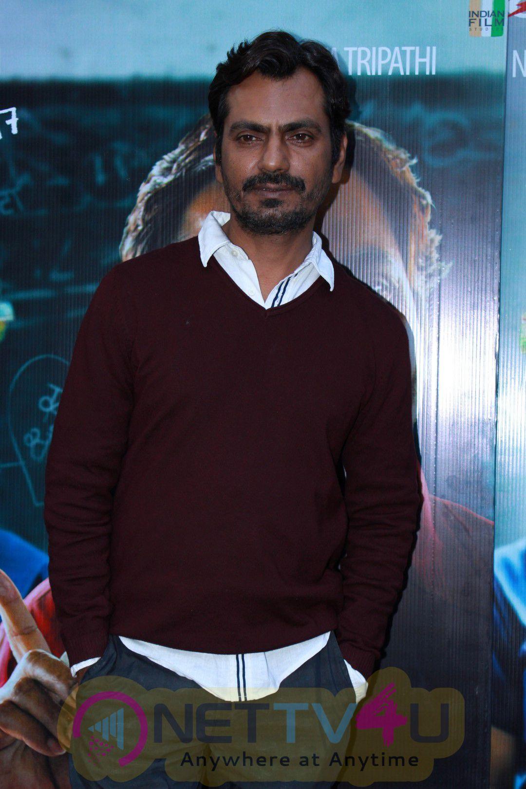 Interview Of Nawazuddin Siddique, Shweta Tripathi And Shlok Sharma For Haraamkhor Photos