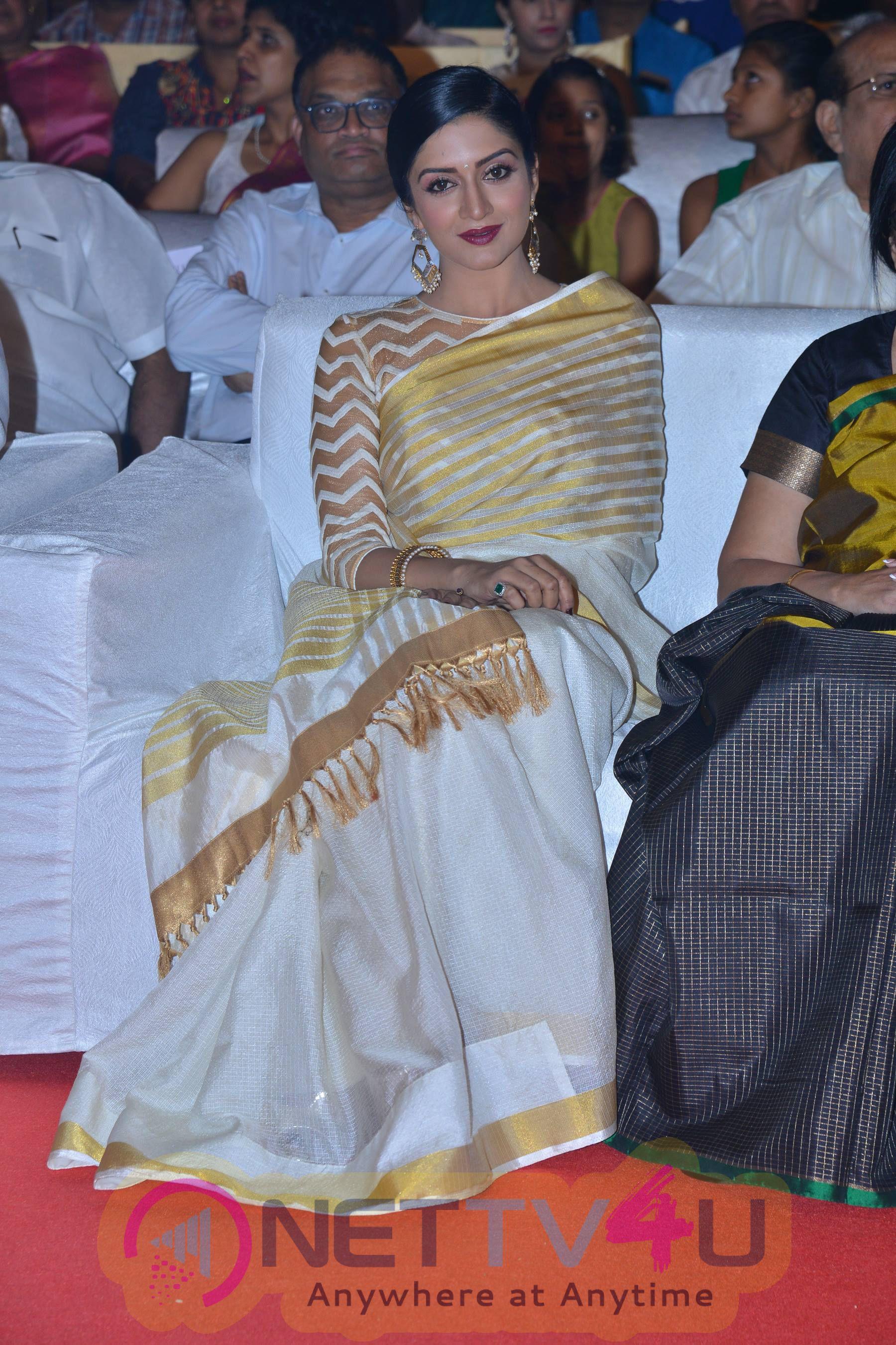 Om Namo Venkatesaya Movie Audio Launch Excellent Stills Telugu Gallery