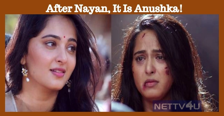 After Nayan, It Is Anushka! Tamil News