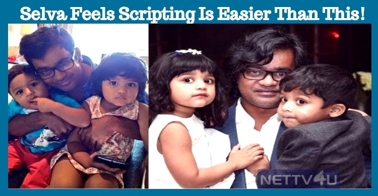 Selvaraghavan Finds This Job Tough Than Scripting Films!