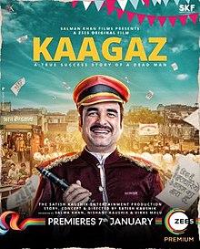 Kaagaz Movie Review