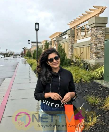 Actress Niveda Thomas Latest Picturesque Photos