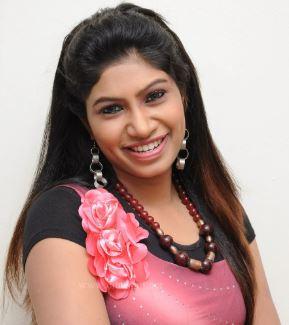 Jeni Priya Tamil Actress