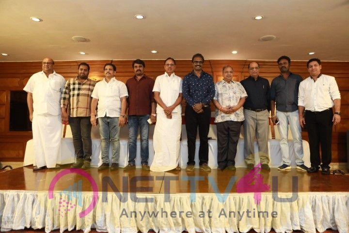 South Indian Film Financiers Association Events Stills