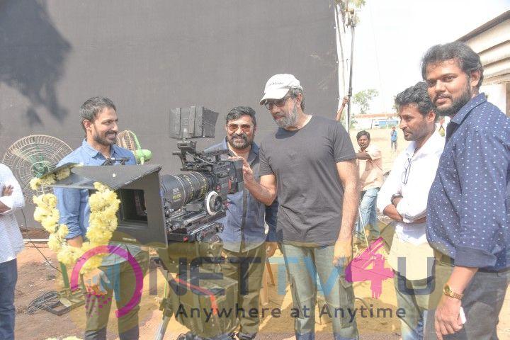 Theerpugal Virkapadum Movie Pooja Images