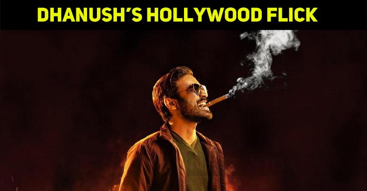 Dhanush's Hollywood Plan!