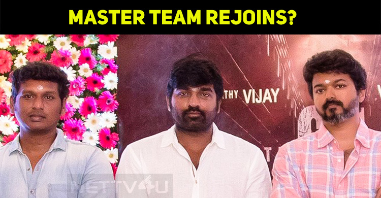 Master Team Rejoins? What Happened To Vikram?