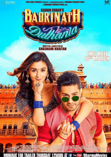 Badrinath Ki Dulhania Movie Review Hindi Movie Review
