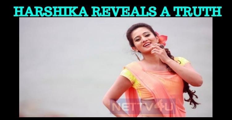 Harshika Poonacha Reveals About Her Favorite Stars!