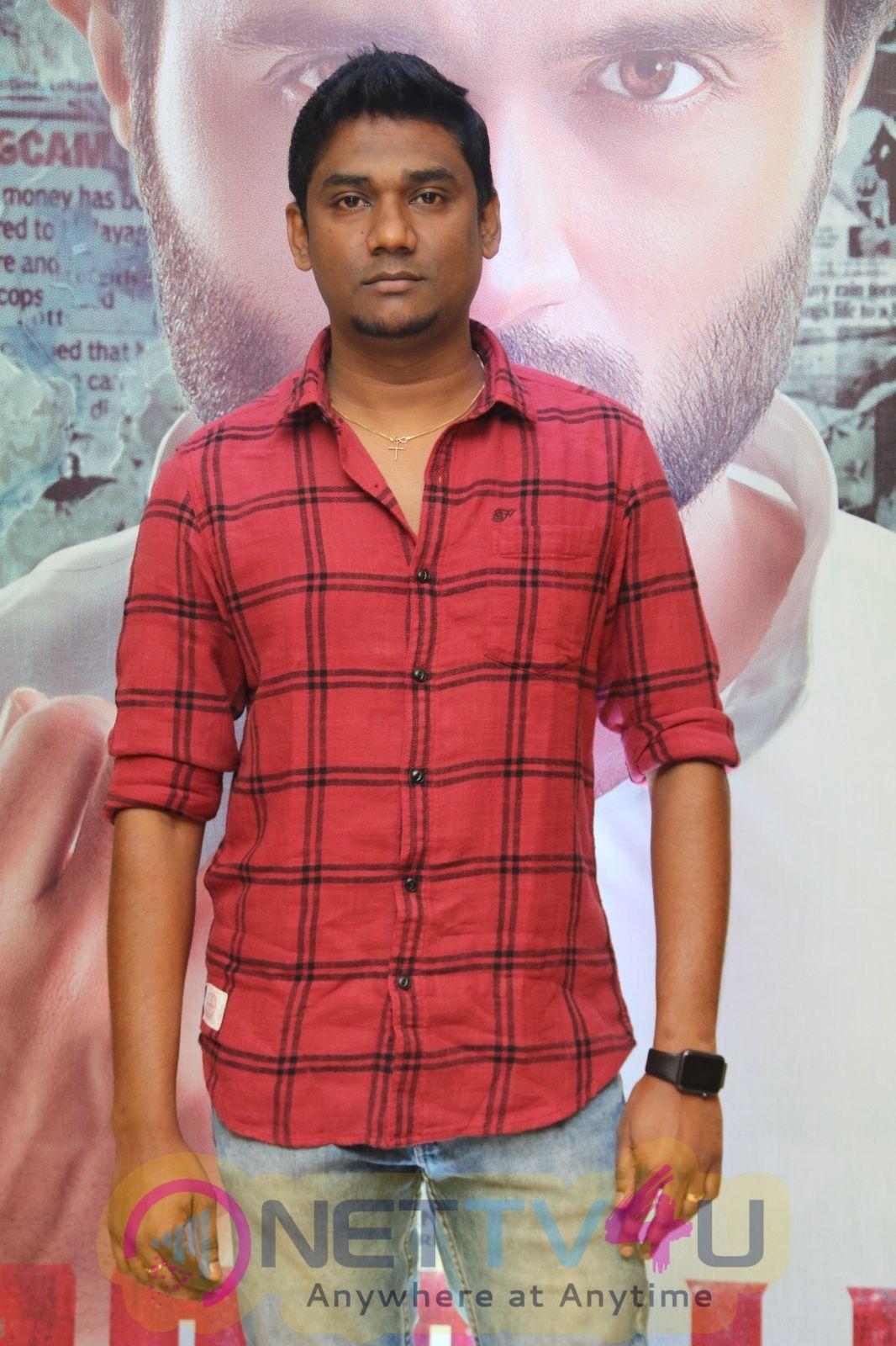 NOTA Movie Press Meet Images Tamil Gallery