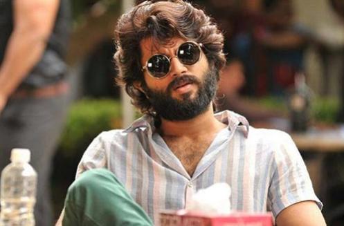 Vijay Deverakonda Does Role In Movie Nota