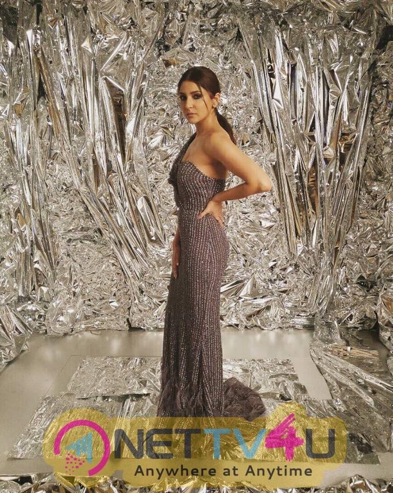 Actress Anushka Sharma Stunning Stills Hindi Gallery