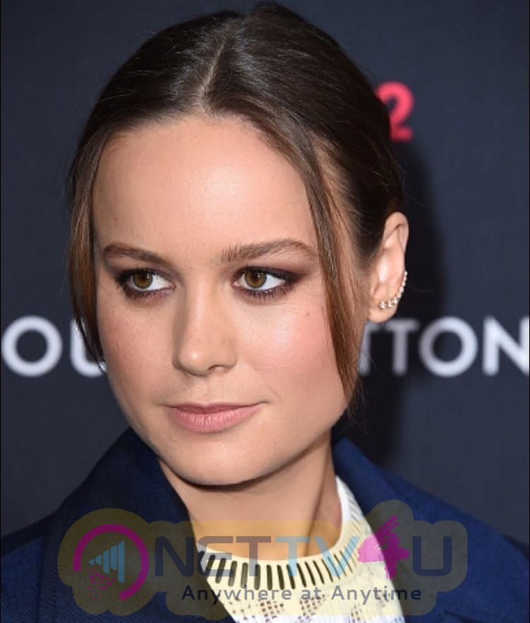 Actress Brie Larson Captivating Stills English Gallery