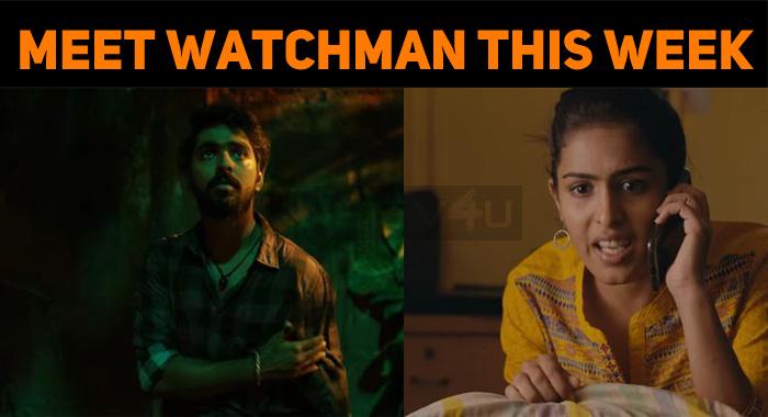 GV Prakash's Watchman Gets Ready!