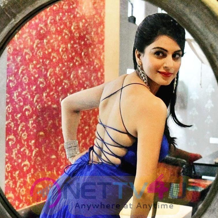 Actress Shraddha Arya Lovely Images
