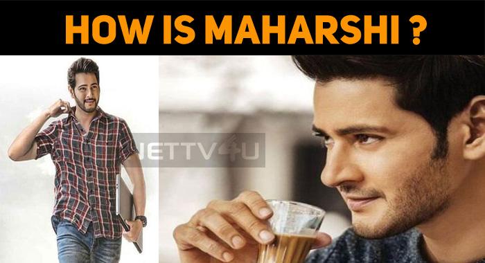 How Is Prince Charm's Maharshi!