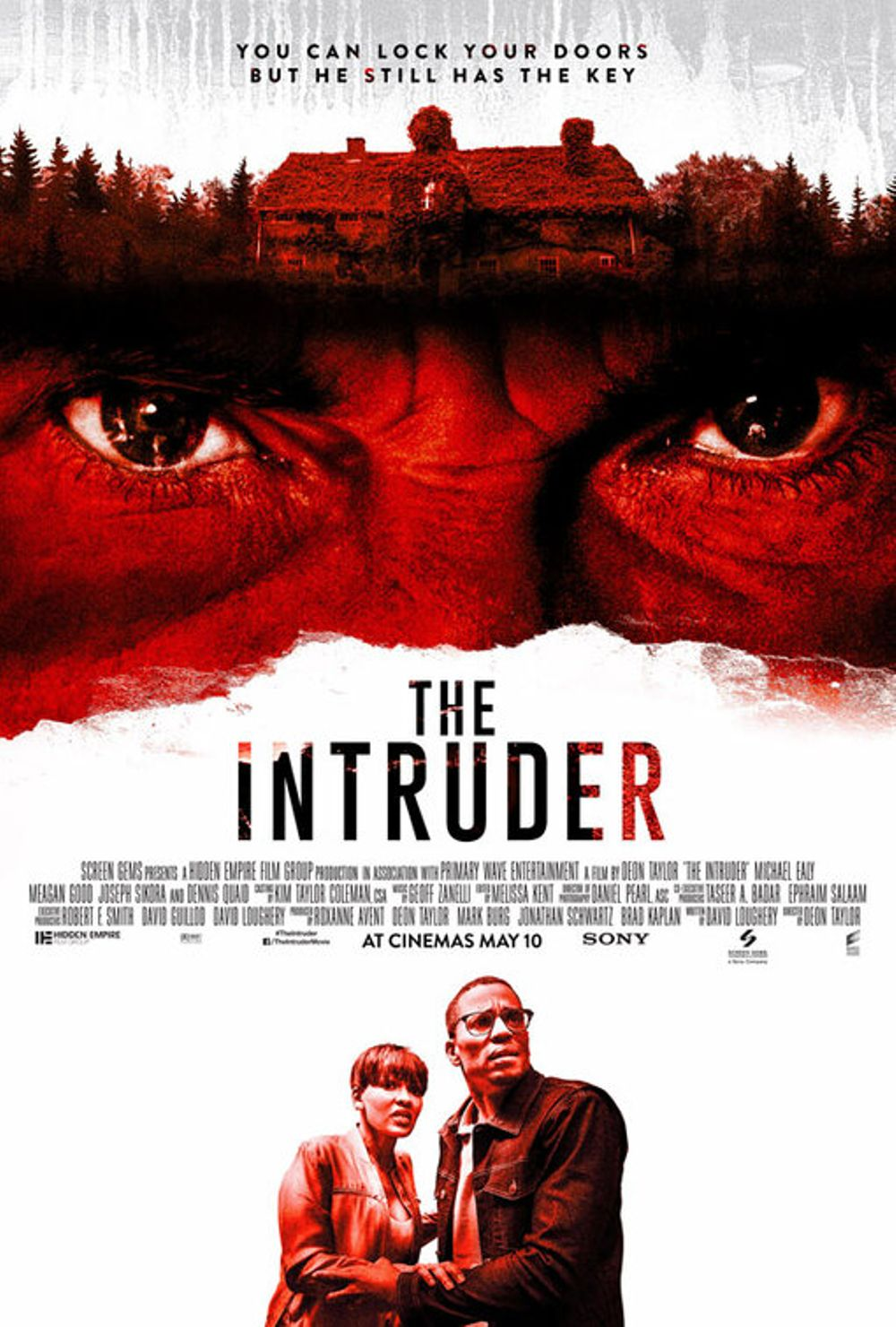 The Intruder Movie Review English Movie Review