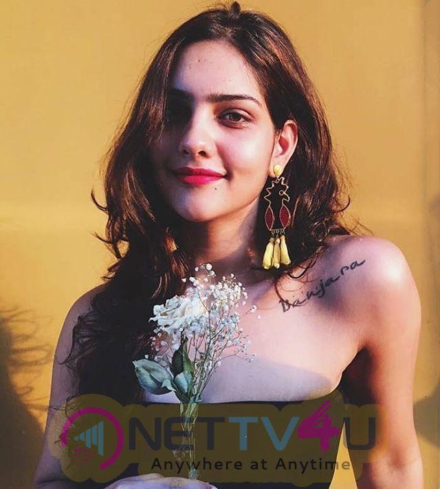 Actress Diksha Sharma Cute Stills Hindi Gallery