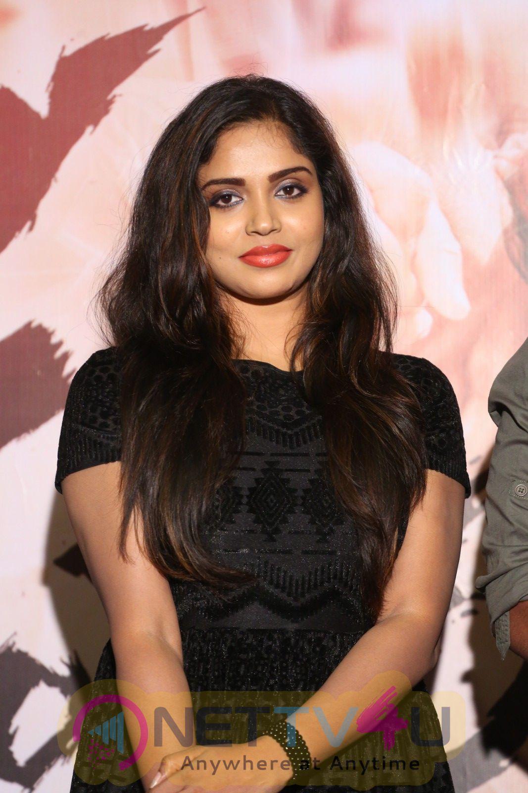 Actress Karunya Ram Cute Photos