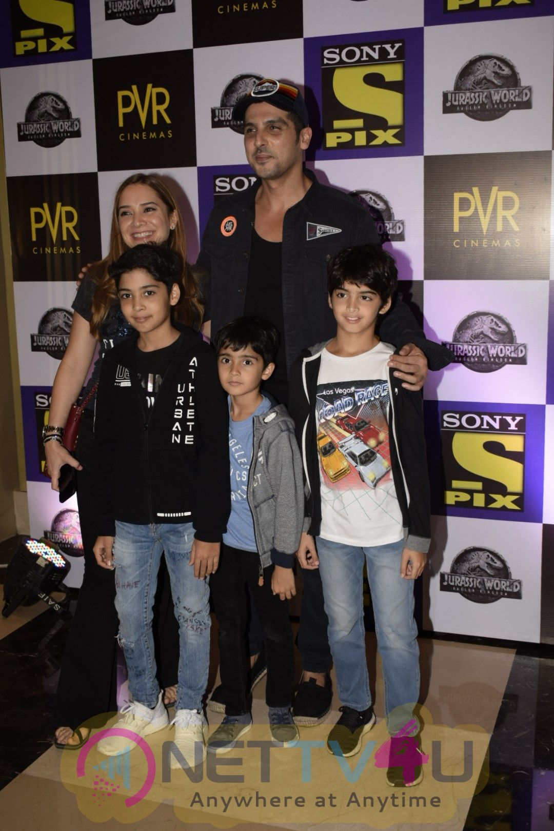 Screening Of Jurassic World In PVR Icon Andheri Images Hindi Gallery