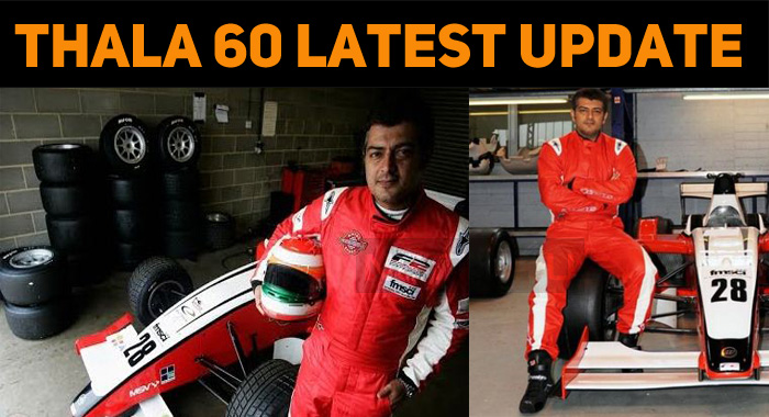 Thala 60 Latest Update Is Here…
