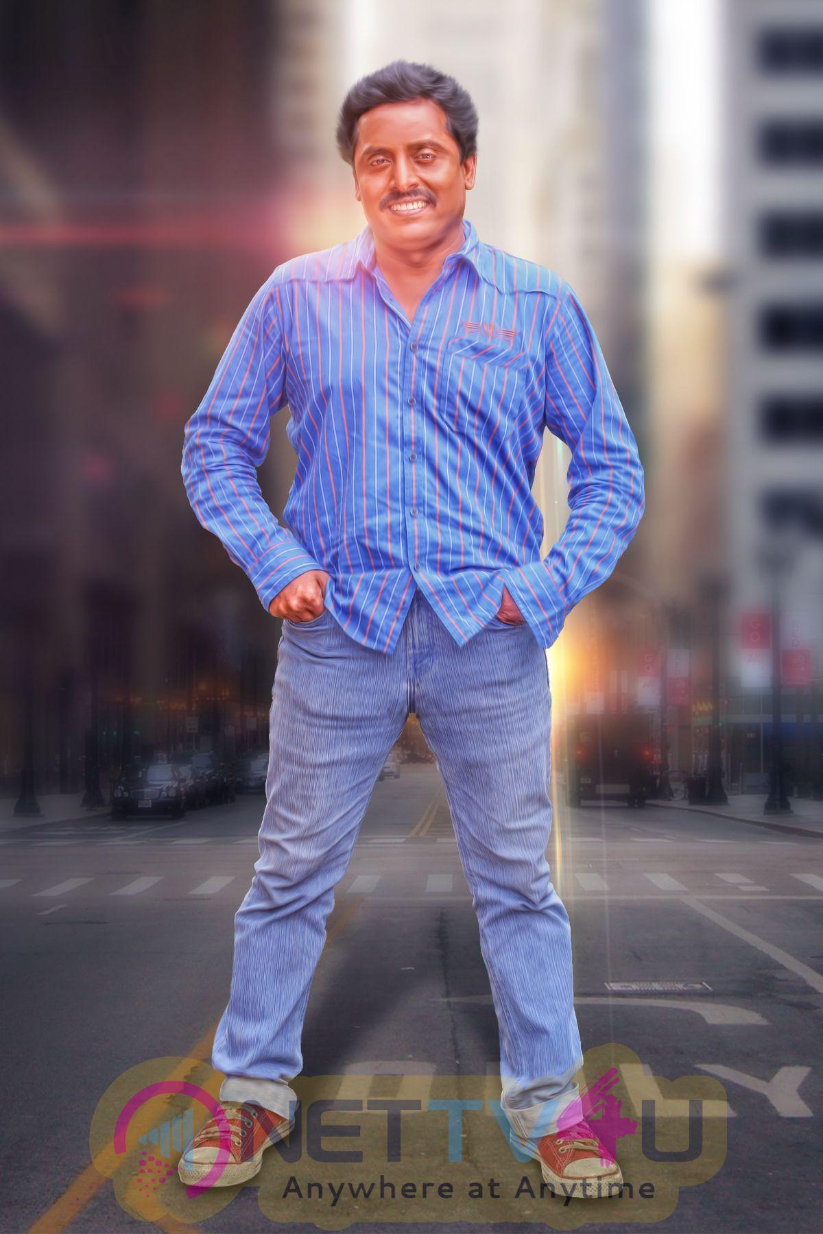 Actor Raja Ganapathi Good Looking Stills