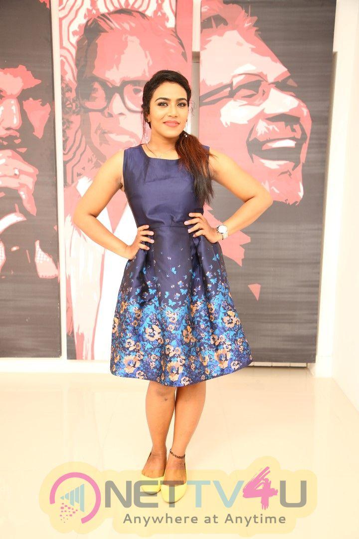 Actress Risha Exclusive Interview Pics