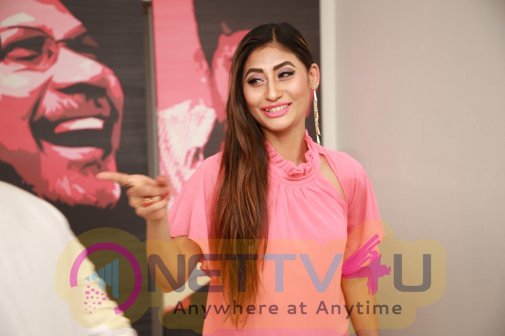 Actress Sunita Gogoi Exclusive Interview Stills Tamil Gallery